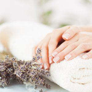 Manicure de luxe